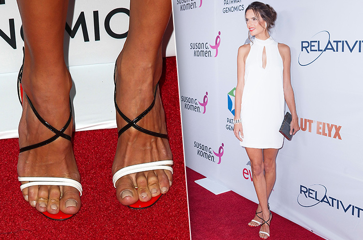 Sloppy pedicure of stars: 8 anti-examples