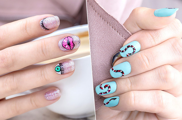 Show it to your master: 5 cool manicure ideas for your vacation